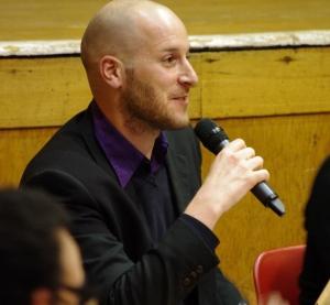 Johnny Unger, Rhetoric Officer