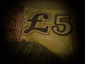 £5 note, credit cnflikt, Flickr